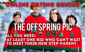 Online Dating: The Offspring Pic