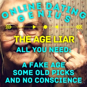 Online Dating Genius: The Age Liar